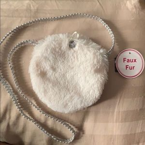 Other - Faux Fur bag